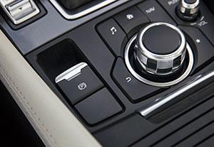Mazda Mazda6 Heads-up Cockpit control knob